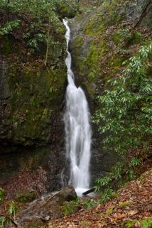 Backbone Falls, Johnson County, TN
