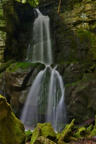 Baskins Creek Falls, Gatlinburg, TN