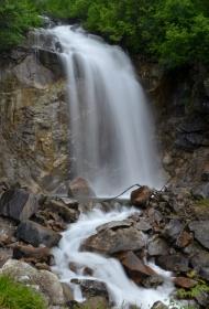 Bridal Falls, Skagway, AK