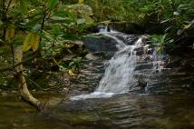 Rock Creek, Unicoi County, TN (cascade)