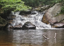 Dennis Cove Falls (lower), Carter County, TN
