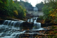 Dismal Falls, Panthertown, NC
