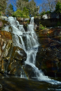 Ramsey Cascades, Great Smoky Mountains National Park