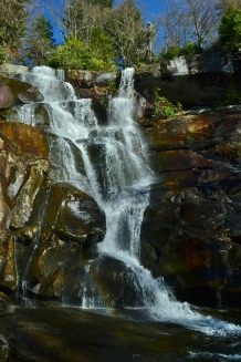 Ramsey Cascades, Great Smoky Mountains National Park