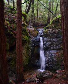 Cascade Falls, Marin County, CA