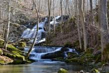 Logan Creek Falls, VA