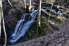 Chestnut Ridge Falls, VA