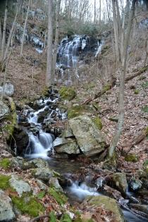 Berry Branch Falls, Carter County, TN
