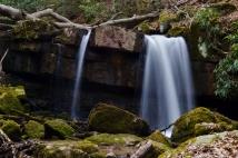 Logger Falls, Laurel Run Park, TN