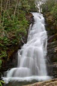 Red Fork Falls, Unicoi County, TN