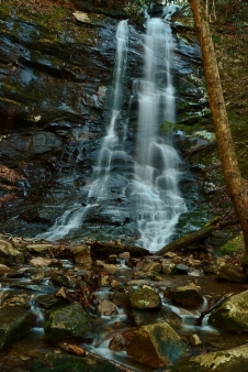 Sill Branch Falls, Greene County, TN
