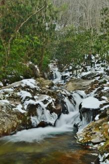 Lower Devil's Creek Falls, Unicoi County, TN