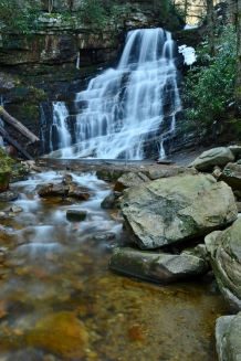 Margarette Falls, Greene County, TN