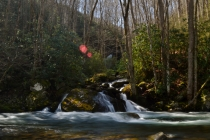 Manis Branch Falls, Great Smoky Mountains