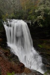 Dry Falls, along the Cullasaja River, NC.
