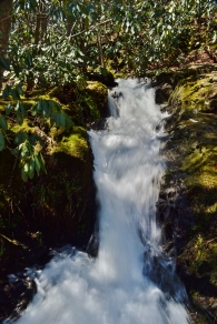 Husky Branch Falls, Great Smoky Mountains