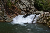 Dudley Falls, Along Paint Creek, Greene County, TN