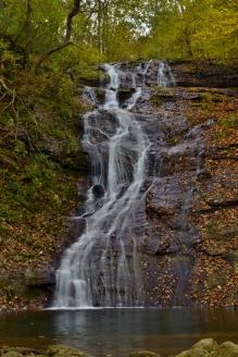 Elrod Falls, Hancock County, TN