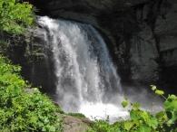 Looking Glass Falls, Transylvania County, NC