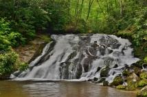 Indian Falls, Bryson City, NC