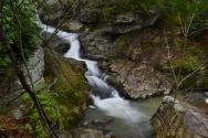 Laurel Creek, aka Trash Can Falls (lower)- Boone, NC