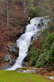 Lower Spivey Falls, Unicoi County, TN