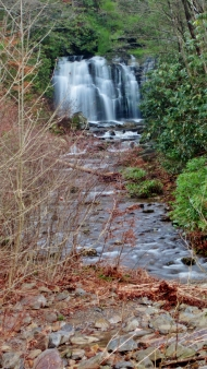 Meigs Falls, Great Smoky Mountains, TN