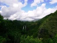 Opaekaa Falls, Hawaii
