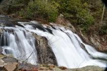 Kelley Falls on Paint Creek, Greene County, TN