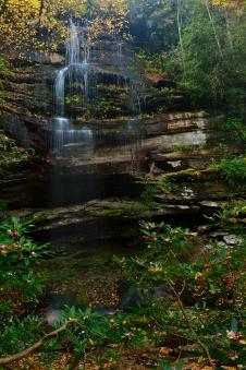 Rhapsodie Falls, Panthertown, NC