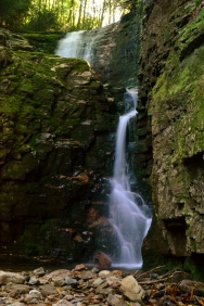 Rock Creek Falls, Unicoi County, TN