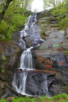 Silvervale Falls - Blowing Rock, NC
