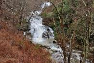 Spivey Falls, Unicoi County, TN