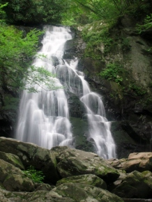 Spruce Flat Falls, Great Smoky Mountains