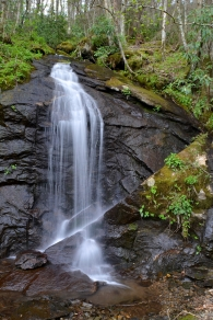 Staire Branch Falls - Buncombe County, NC