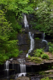 Tom Branch Falls, Bryson City, NC