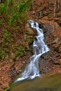Union Temple Falls, Washington County, TN