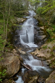 Walker Falls, Buncombe County, NC
