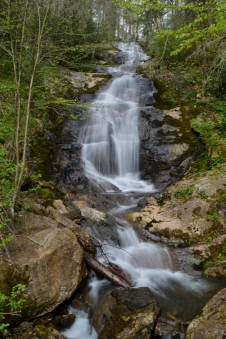 Walker Falls, Buncombe County, NC