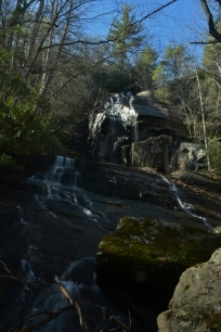 Jones Falls, Pisgah National Forest, Carter County, TN