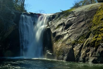 Elk River Falls, Pisgah National Forest, NC