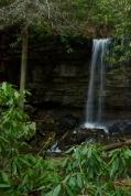 Kiner Creek Falls, Laurel Run State Park, TN