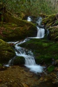 Flint Creek Falls, Rocky Fork State Park, Carter County, TN