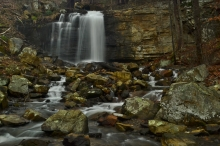 Dolan Branch Falls, Bays Mountain Park, Kingsport, TN