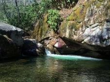 Blue Hole on Rocky Fork, Carter County, TN