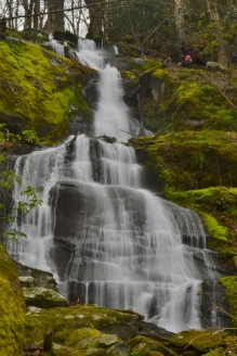 Fern Branch Falls, Great Smoky Mountains National Park, TN