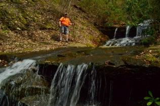 Waycaster Spring Falls