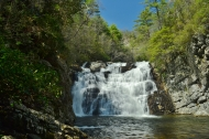 Laurel Fork Falls, Carter County, TN