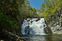 Laurel Fork Falls, Carter County, TN