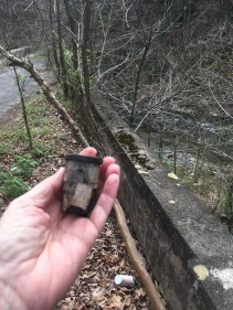 Archived geocache